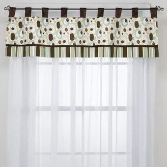 Bed Bath & Beyond Giggles Window Valance, 100% Cotton