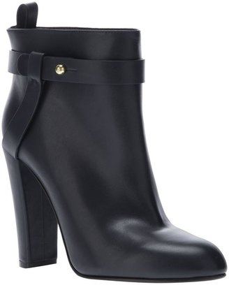 Sergio Rossi harness ankle boot