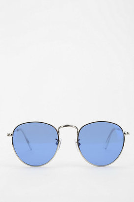 Urban Outfitters Eclipse Metal Sunglasses