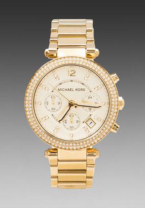 Michael Kors Parker Chronograph Watch