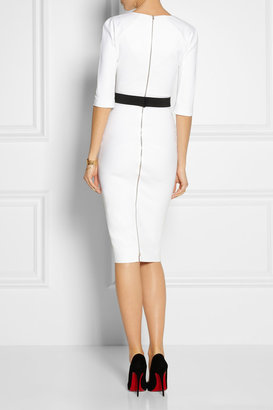Victoria Beckham Stretch cotton-blend dress