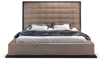 Ludlow Bed, Wenge/Taupe