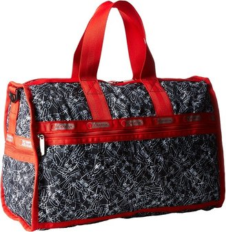 Le Sport Sac Luggage Medium Weekender Bag