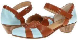 Fidji G781 (Sky/Tan) - Footwear