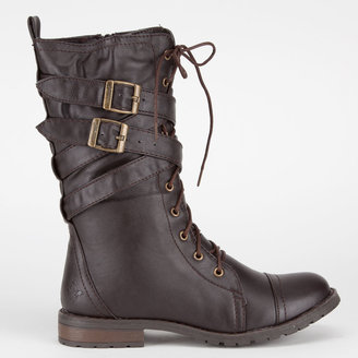 Groove Canyon Womens Boots