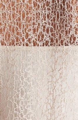 Halogen Sleeveless Lace Top (Regular & Petite)