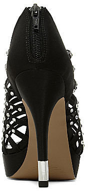 JCPenney Worthington Jubilee High-Heel Cage Sandals