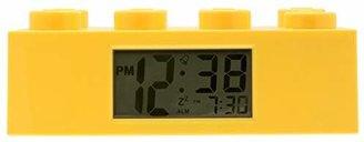 Lego Kids' 9002144 Light Up Alarm Brick Clock