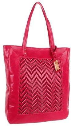 Badgley Mischka Carol Tote (Black) - Bags and Luggage