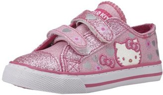 Hello Kitty Lil Fallon Velcro Sneaker (Toddler)