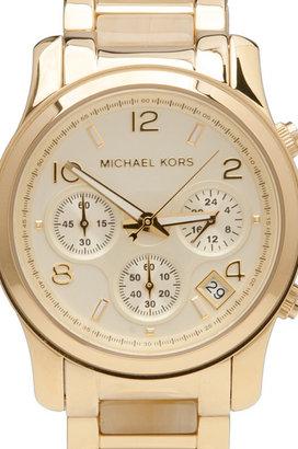 Michael Kors Runway Chronograph Watch