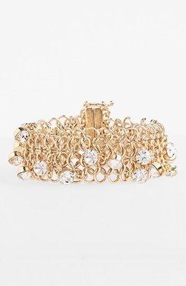 Anne Klein Mesh Bracelet