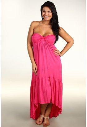 Gabriella Rocha Plus Zoe Maxi Dress (Sangria) - Apparel