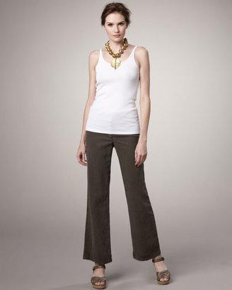 Eileen Fisher Linen Trousers