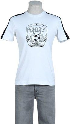 Bikkembergs Short sleeve t-shirts