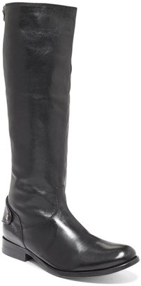 Frye Women's Melissa Button Back Zip Boots $388 thestylecure.com