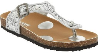 Old Navy Girls Glitter Polka-Dot Sandals