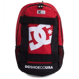 DC Shoes Red 7.5 Backpack