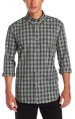 Nautica Men's Long-Sleeve Multi-Plaid Shirt
