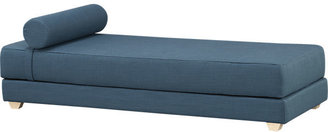 CB2 Lubi Sleeper Daybed In Turquoise
