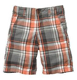 Osh Kosh OshKosh BGosh Boys' 4-7 Plaid Woven Shorts