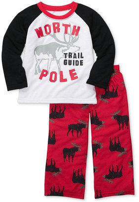 Carter's Kids Pajamas, Toddler Boys North Pole 2-Piece Holiday PJs