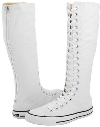 Converse Chuck Taylor All Star XX Hi (White) - Footwear