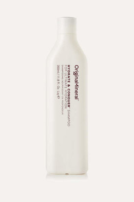 Original & Mineral - Hydrate & Conquer Shampoo, 350ml - Colorless
