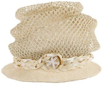 Comme des Garcons woven hat