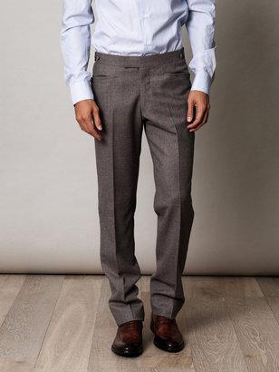Rake Super 100 wool trousers