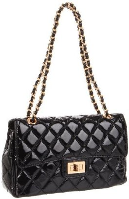 Co-Lab by Christopher Kon Co-Lab/ Zenith by Christopher Kon Polly 1128 Shoulder Bag