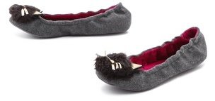 Kate Spade Cat Slippers