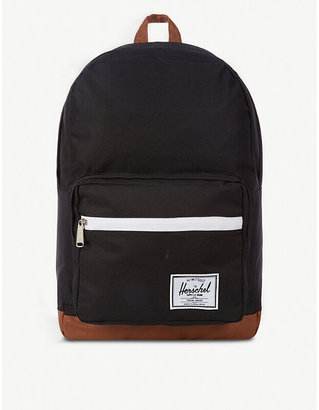 Herschel Mens Black Pop Quiz Backpack