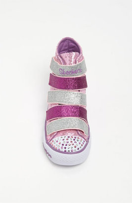 Skechers 'Shuffles S Lights - 5 Alive' Sneaker (Toddler & Little Kid)