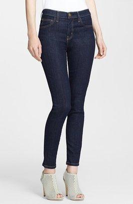 Current/Elliott Women's High Waist Skinny Ankle Jeans