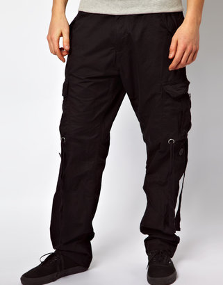 Ringspun Danish Cargo Pants