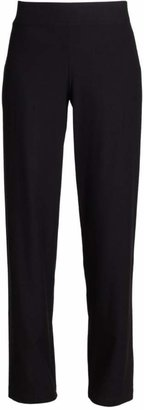 Eileen Fisher System Stretch Straight-Leg Pants