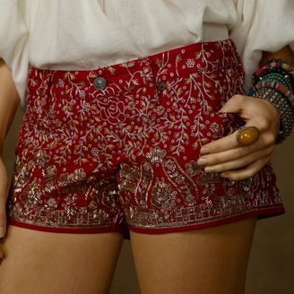Denim & Supply Ralph Lauren Embroidered Cotton Short