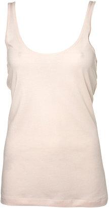 Topshop Plain Scoop Vest