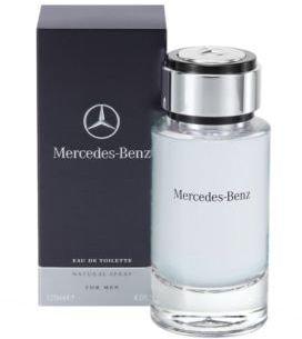 Mercedes Benz BENZ Benz Eau de Toilette Spray, 4.0 oz