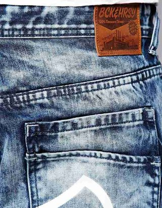 Beck & Hersey Jeans in Slim Fit