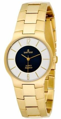 Sartego Men's SVQ223 Seville Japanese Quartz Movement Watch