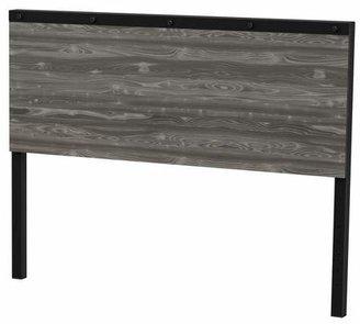 Amisco Winkler Full Metal And Wood Headboard