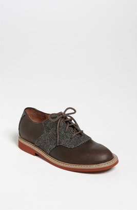 Cole Haan 'Air Franklin' Saddle Shoes (Toddler, Little Kid & Big Kid)