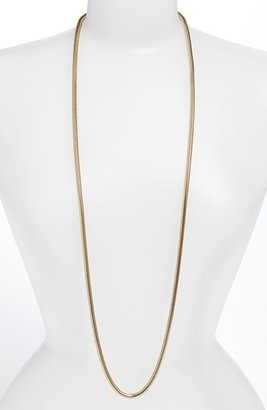 Anne Klein Extra Long Necklace
