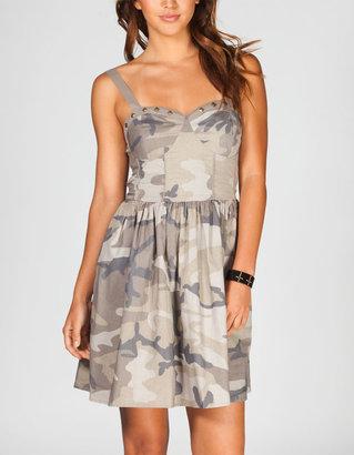 Camo LOTTIE & HOLLY Studded Dress