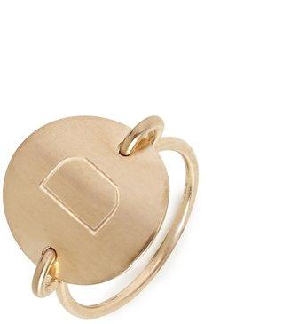 BaubleBar Custom Charm Ring
