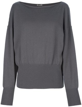 Tomas Maier slouchy sweater