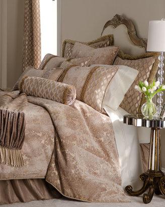 "Dian Austin Couture Home Din ustin Couture Home Each 53""W x 96""L Lattice Curtain"