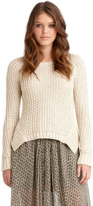 Rachel Roy Fisherman Pullover